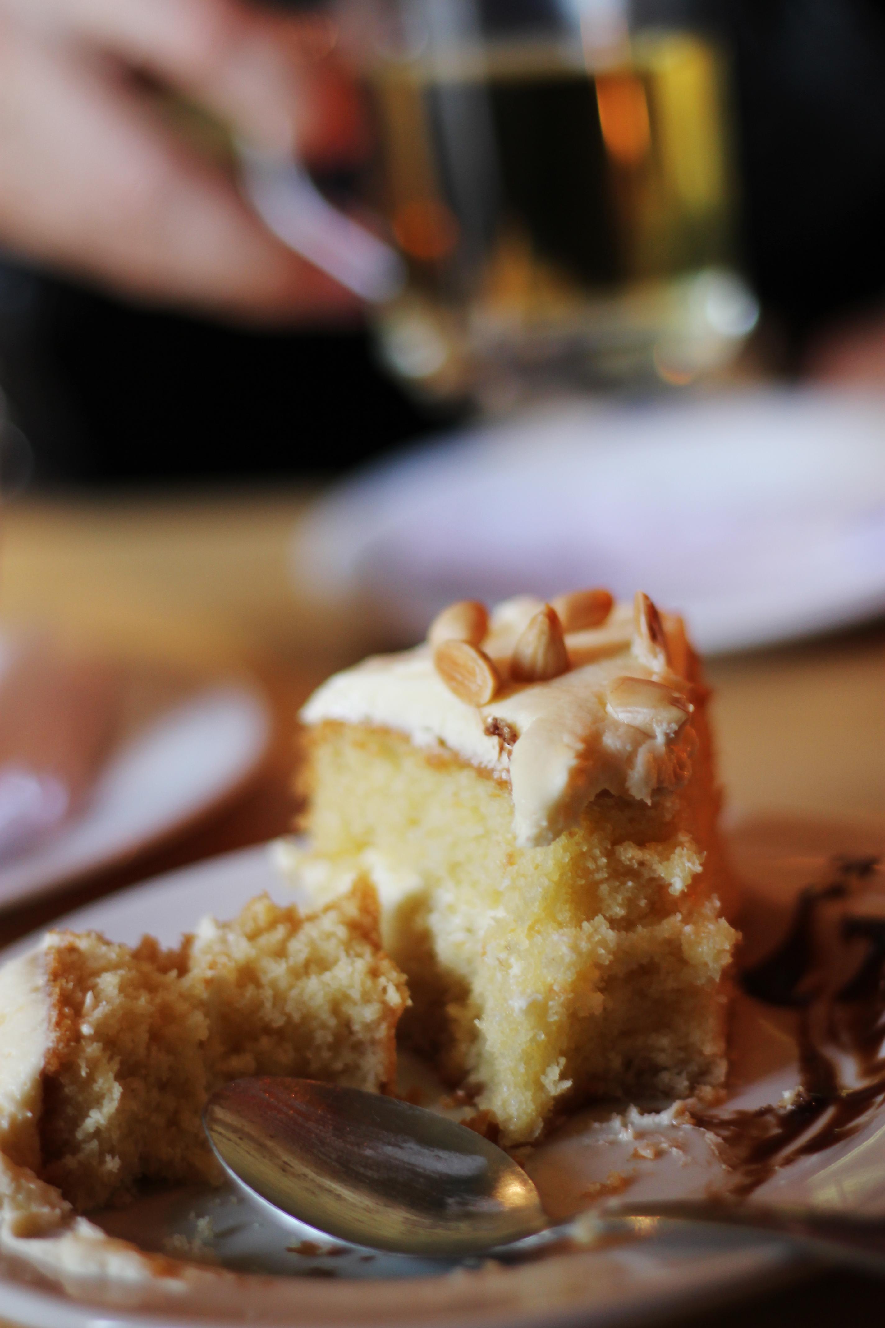 fotos de nto almond cake